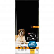 Purina Pro Plan Adult Large Robust 14кг - корм для собак крупных пород с курицей1