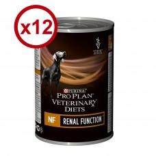 Purina Veterinary Diets NF Renal Canine 12шт*400г-консерва для собакc заболеваниями почек1