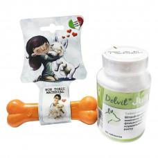 Dolfos Junior 90 таблеток - витаминно-минеральный комплекс для щенков (127-90)1