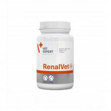 VetExpert RenalVet (60 кап) - для собак і кішок з симптомами хронічної ниркової недостатності 1