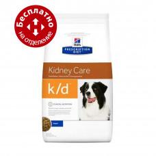Hills Prescription Diet Canine k/d 12кг - корм для собак лечение почек (9182)1
