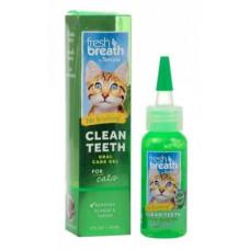 TropiClean Clean Teeth Gel Гель для чищення зубів 59 мл (кішки)1