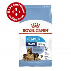 Royal Canin Maxi Starter 15кг-корм для щенков до 2 месяцев, беременных и кормящих сук крупных пород1