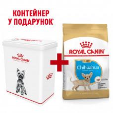 Royal Canin Chihuahua Puppy 1,5кг- корм для щенков породы чихуахуа1
