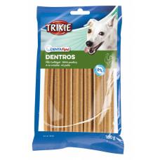 Trixie TX-3173 Дента Fun Dentros 7 шт/180г лакомство для собак с мясом домашней птицы1