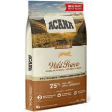 Acana Wild Prairie Cat 4,5кг - корм для кішок з куркою, індичкою і рибою1