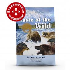 Taste of the Wild Pacific Stream Canine Formula для собак с копченым лососем 12.2кг1