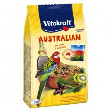 Vitakraft Australian 0,75кг - Корм для средних австралийских попугаев1