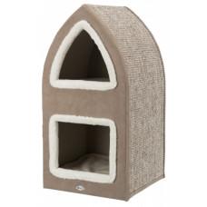 Trixie ТX-44991 Домик-башня для кошки Марси 75см1