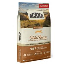 Acana Wild Prairie Cat 5,4кг - корм для кішок з куркою, індичкою і рибою1
