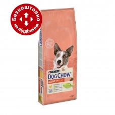 Dog Chow Active 14 кг с курицей для активных собак от 1 до 9 лет1