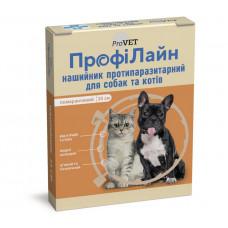 ProVet Профілайн нашийник від бліх і кліщів для кішок і собак 35см1