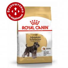 Royal Canin Schnauzer 7,5кг -корм для собак породы миниатюрный шнауцер1