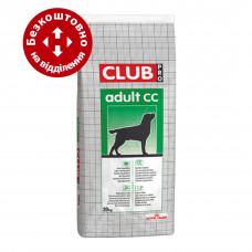 Royal Canin CC Club 20кг.Сухой корм для собак1