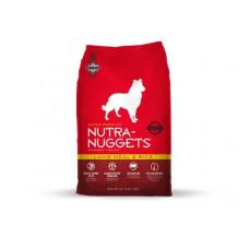 Nutra Nuggets Lamb&Rice 15кг- гипоаллергенный корм для собак с ягнёнком1