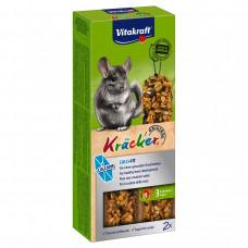 Vitakraft kracker Calcium - лакомство для шиншилл (кальций)(25062)1