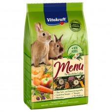 Vitakraft Premium Menu Vital 5кг (25665)-корм для кроликов1