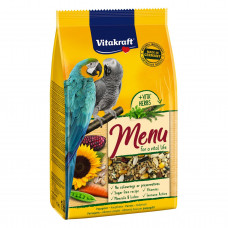 Vitakraft Menu Vital Loros для крупных попугаев 3кг (21437)1
