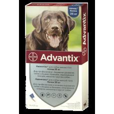 Bayer Advantix (Адвантікс) для собак вагою 25-40 кг 1піпетка 4мл1