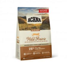 Acana Wild Prairie Cat 1,8кг - корм для кішок з куркою, індичкою і рибою1