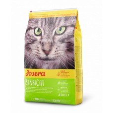 Josera SensiCat 2кг - корм для кошек с чувствительным пищеварением1