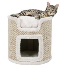 Когтеточка,дряпка Trixie TX-44706 домик башня Риа для кошек1