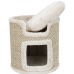 Когтеточка,дряпка Trixie TX-44706 домик башня Риа для кошек2