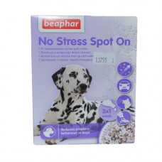 Beaphar No Stress Spot On 3пипетки - капли от стресса для собак (13912)1