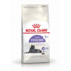 Royal Canin Sterilised 7 +, 1,5 кг-корм для стерилізованих кішок старше 7 років1