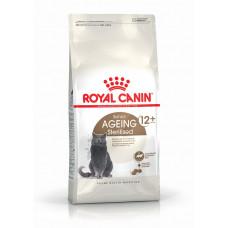 Royal Canin Ageing Sterilised 12+, 2 кг - корм для стерилізованих кішок старше 12 років1