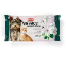 Влажные салфетки для собак и кошек