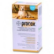 Прококс (Procox) антигельментик для собак и щенков суспензия 7,5мл, (Bayer, Германия)1