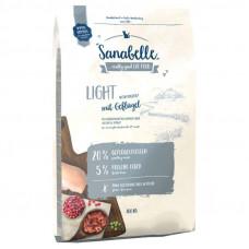 Bosch Sanabelle Light 10кг корм для взрослых кошек склонных к избыточному весу1