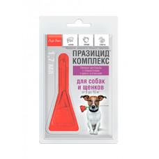 Празицид-комплекс для собак и щенков от 5 до 10 кг1