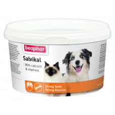 Beaphar Salvical пищевая добавка для зубов и костей 250г1