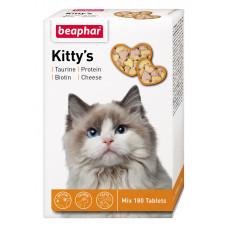 Beaphar Kittys Mix Витамины для кошек 180таб (12506)1