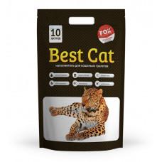 Силікагель Best Cat 10 л (без запаху, зелене яблуко, морський бриз)1