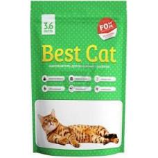 Силікагель Best Cat 3,6 л (без запаху, зелене яблуко, морський бриз)1
