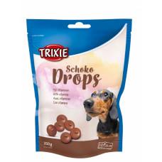 Trixie TX-31614 Chocolate Drops 350г дропсы для собак со вкусом шоколада1