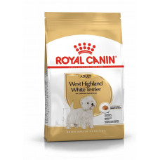 Royal Canin West Highland White Terrier Adult 3кг- корм для собак породы вест хайленд уайт терьер1