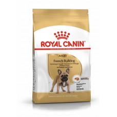Royal Canin French Bulldog Adult 3 кг -корм для собак породы французский бульдог в возрасте старше 12 месяцев1