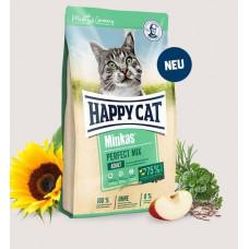 Happy Cat Minkas Perfect Mix 4кг корм для котов1