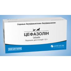 Цефазолин 1 флакон1