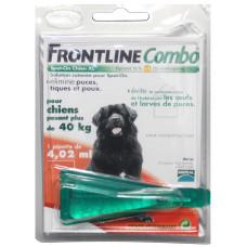 Merial Фронтлайн Комбо XL краплі для собак від 40 кг 1 піпетка1