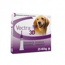 Вектра 3D - капли инсектоакарицидные для собак весом 25–40 кг (1пипетка)1