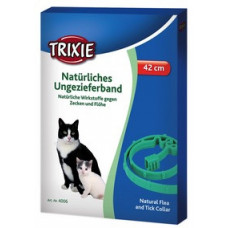 Trixie TX-4006 биологический ошейник 35см для кошек1