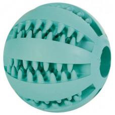 Trixie TX-3259 DENTAfun м'яч бейсбольний з м'ятою (гума) 5см1