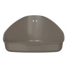 Trixie TX-62551 туалет угловой для морских свинок, кроликов 36х21х30/30см1