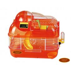 Клетка для мелких грызунов ,Золотая клетка M02 (34х25х29 см)1