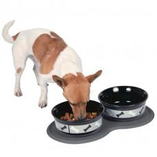Trixie TX-24561 килимок під миску для їжі 45x25 cм1